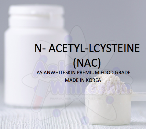 N-Acetyl-Cysteine Raw Materials