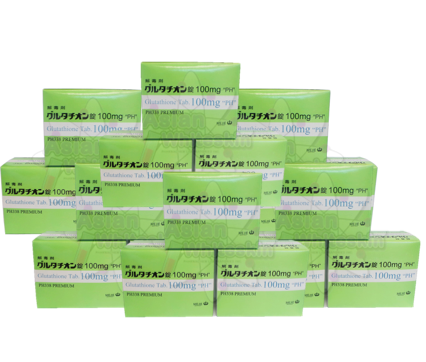 PH338 Glutathione 100 Box (60000) Tablet