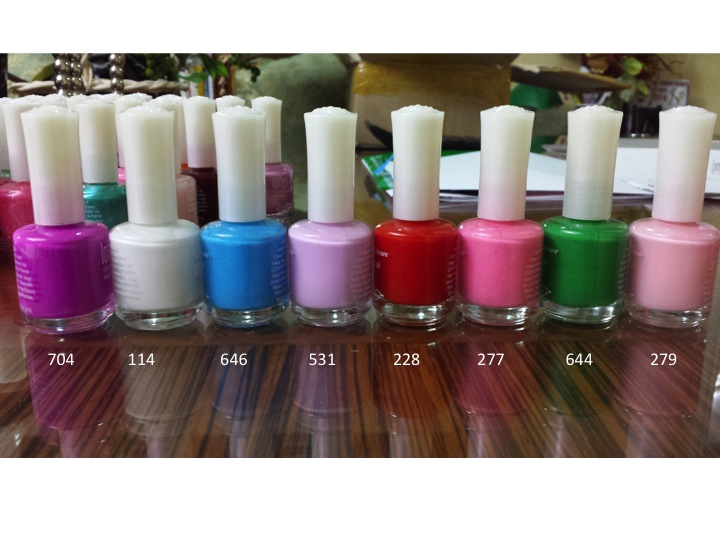 OWN BRAND NAIL POLISH VITAMIN E 10000pcs